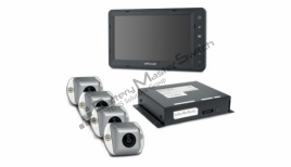 P/N 754000 : 360° CAMERA MONITOR SYSTEM 754 SERIES